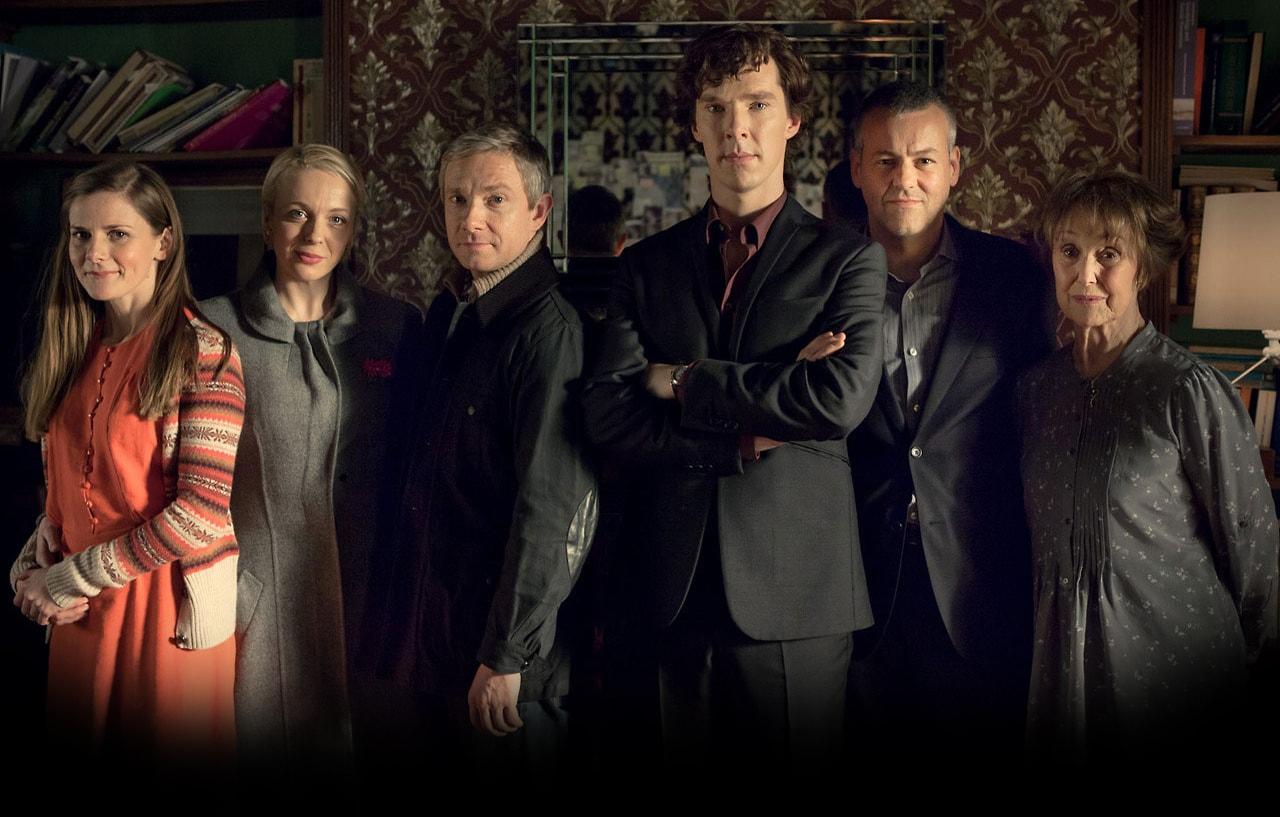 Сериал Шерлок Холмс: смотреть онлайн в HD 720p