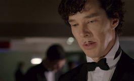Пустой катафалк. Возвращение Шерлока из мёртвых – фото момента из 1 серии 3 сезона сериала Шерлок