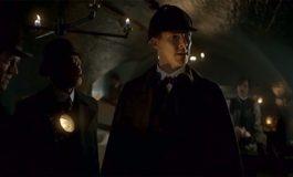 Шерлока расследует дело о Безобразной невесте – фото момента из 1 серии 4 сезона сериала Шерлок